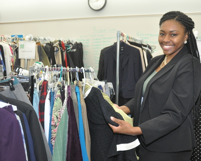 Dress For Success Clothes Closet