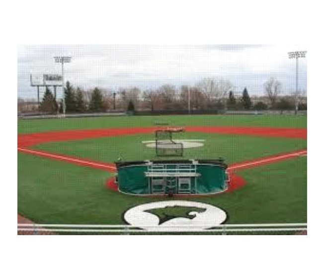 CSU Baseball Diamond