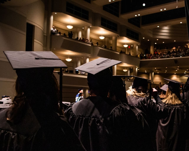 Clark State Commencement Ceremony