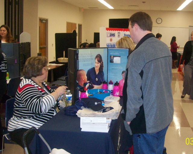 Gaston College Career Fair