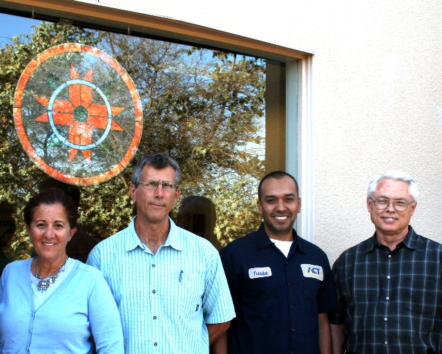 Environmental Health & Safety Management Employers visit Cuyamaca students.