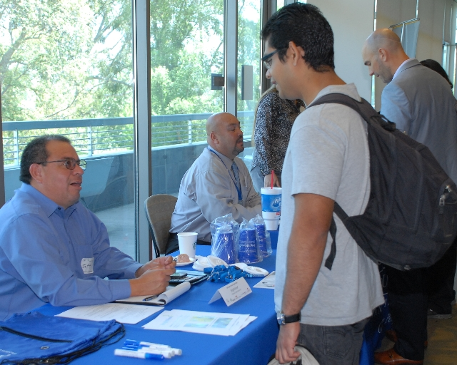 Students, Alumni and the public may speak with employers at Cuyamaca's Career Expo.