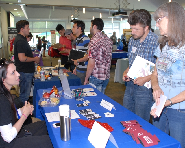 Alumni, current students and the public are all invited to Cuyamaca's Career Expo.