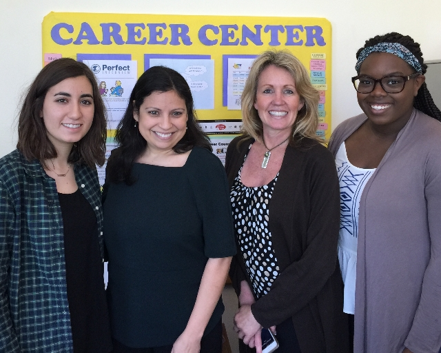 Career Center Staff: We Are Here To Help