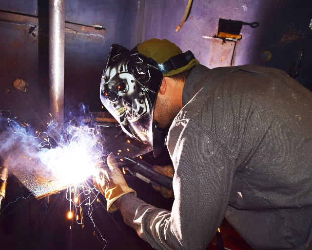 Advanced Welding and Cutting Center at Florence-Darlington Technical College