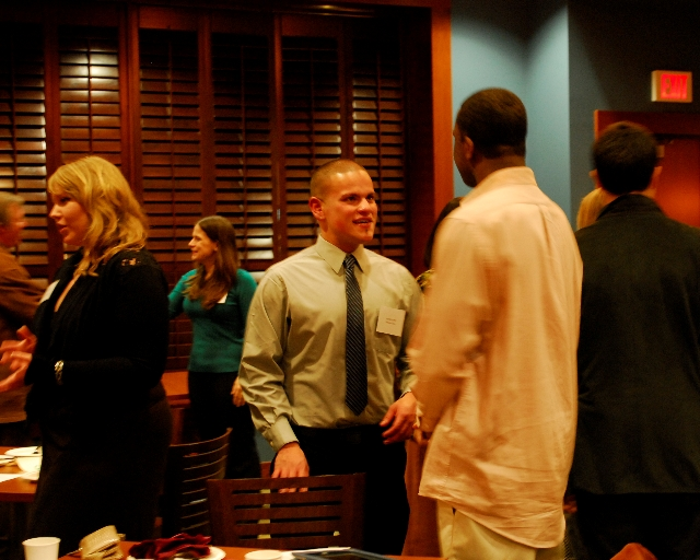 Engage with our students at an MCTC networking event
