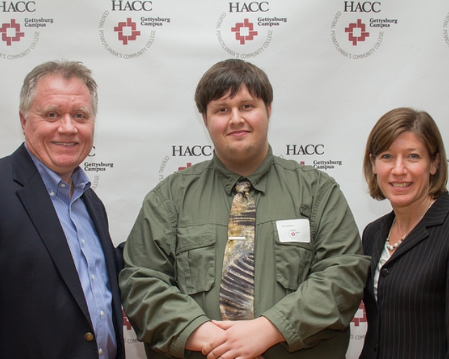 HACC students have access to scholarship opportunities.