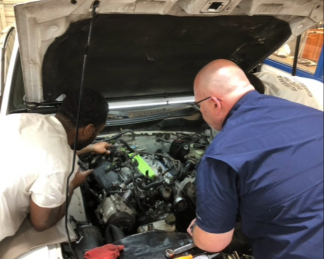 ISTC offers Automotive Technology, Disel Mechanics, and Autobody Repair!
