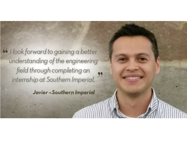 Javier - Southern Imperial Intern