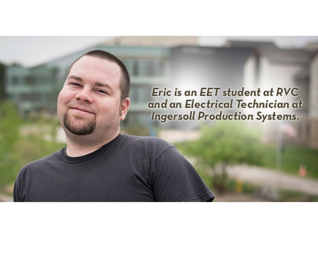 Eric - Electrical Technician Intern