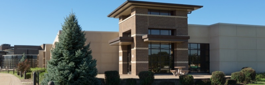 Prairie State College's ATOC building - Career Services