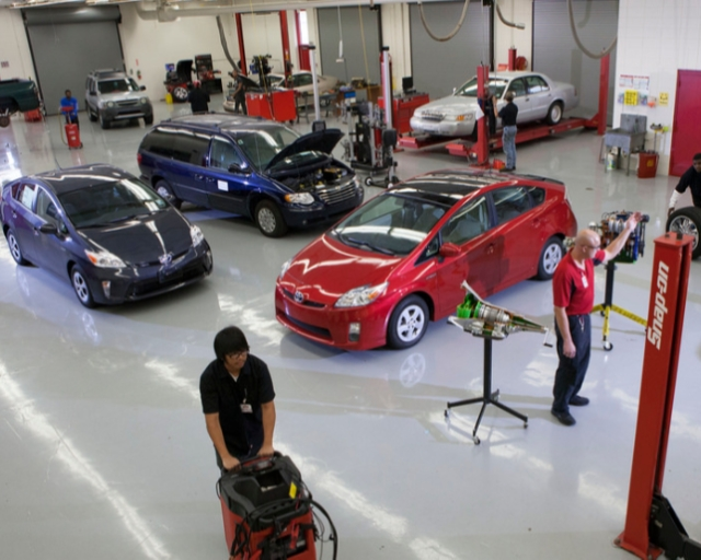 Automotive Maintenance Technology