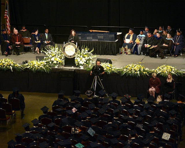 Fall 2018 Commencement Ceremony