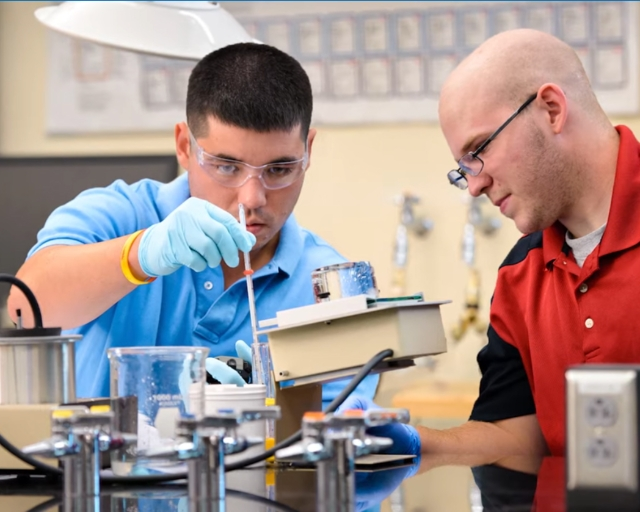 We are redefining what a technical college is, through the range of programs we offer, partnerships with local employers, and facilities with high-tech equipment you won't find anywhere else,