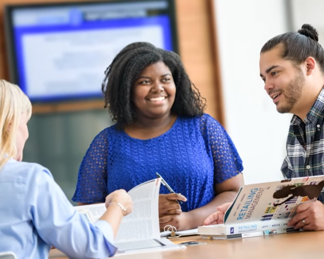 Our curriculum is academically equivalent to the best colleges in the Southeast, with small class sizes where students can receive individual attention.