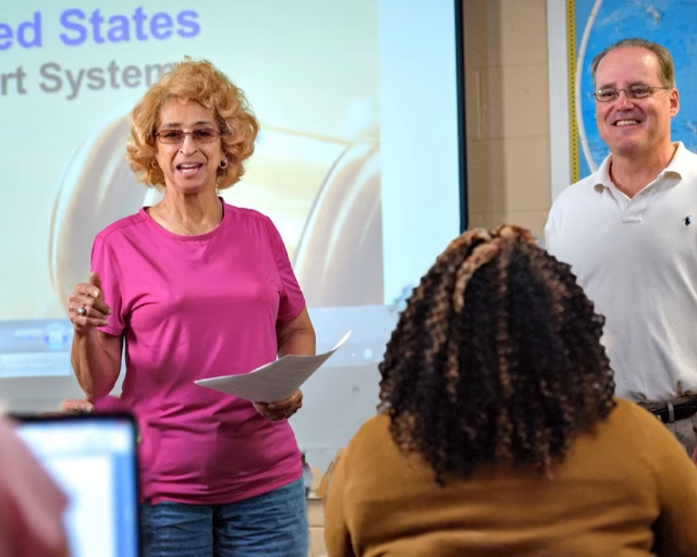 MTC's School of Education and Public Service has transferable associate degrees, programs to train you for great careers in two years or less, and individual training courses.