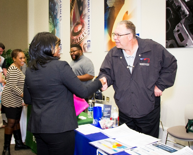Career Fair Event (Picture 9)