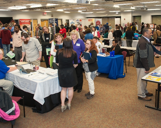On Campus Job Fair - April 13, 2016