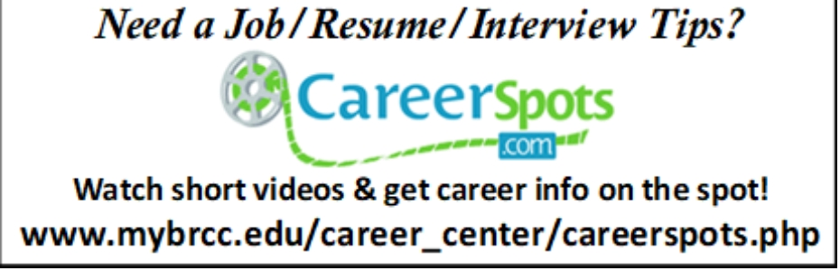 Need a Job/Resume/Interview Tips?