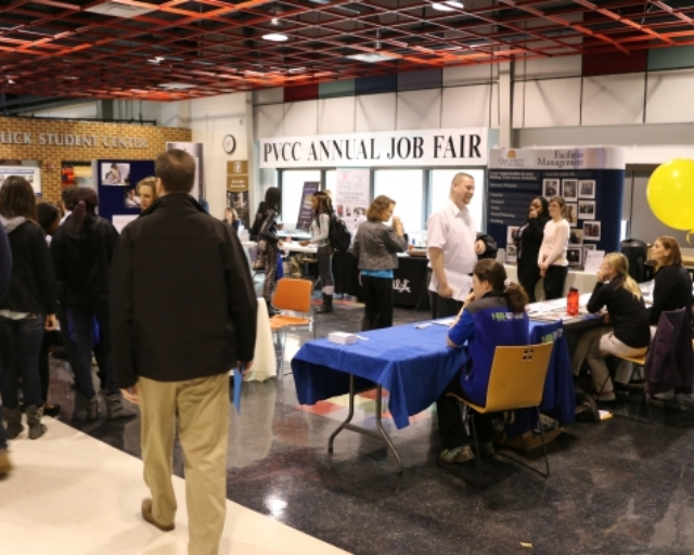 PVCC Annual Job Fair