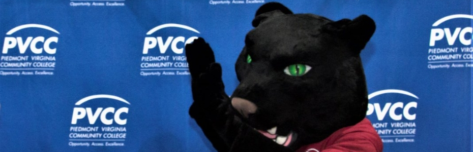 Pouncer the Panther Waving