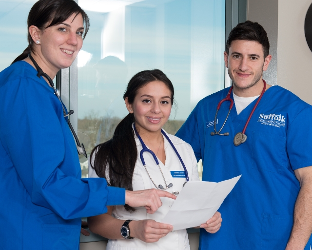 Photo of Nursing Students