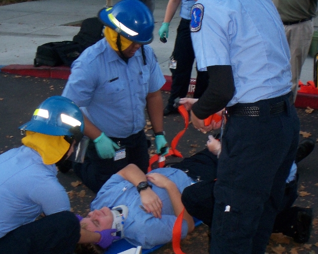 SJCC EMT Students
