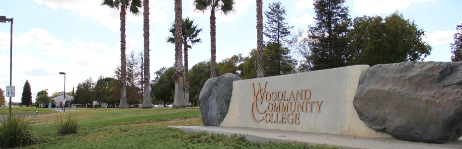 Picture of our Woodland Community College Campus