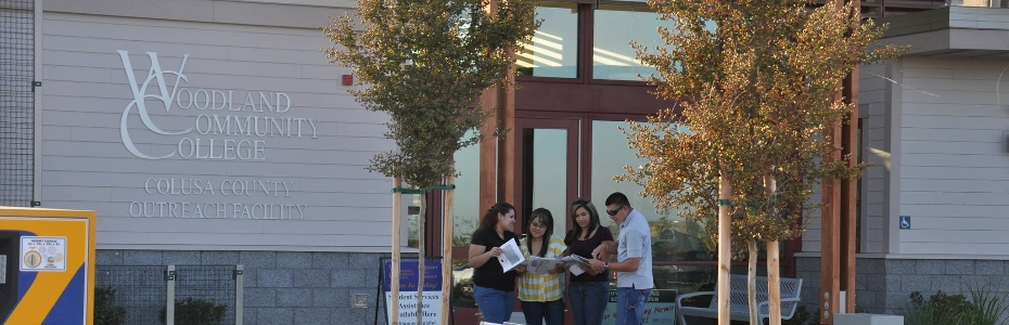 Picture of our Colusa County Outreach Facility