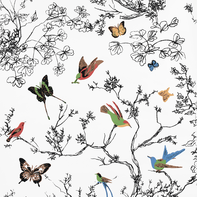Schumacher Wallcovering For Every Decor