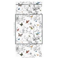 Birds Butterflies