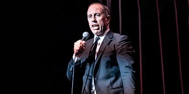 Buy Jerry Seinfeld tickets at ScoreBig.com