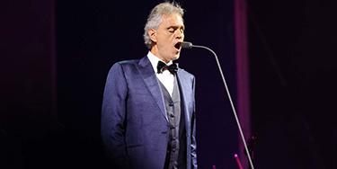 Buy Andrea Bocelli tickets at ScoreBig.com