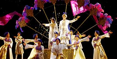 Buy Aladdin tickets at ScoreBig.com