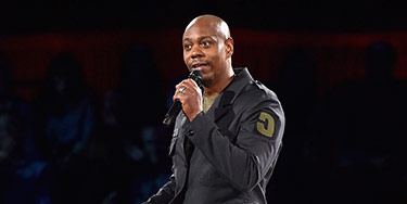 Buy Dave Chappelle tickets at ScoreBig.com