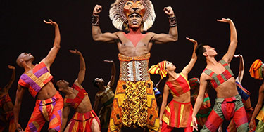 Buy The Lion King tickets at ScoreBig.com