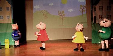 Buy Peppa Pig tickets at ScoreBig.com