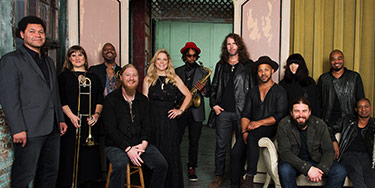 Buy Tedeschi Trucks Band tickets at ScoreBig.com
