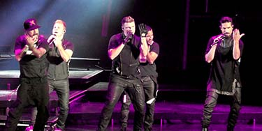 Buy Backstreet Boys tickets at ScoreBig.com