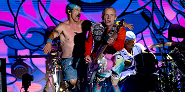 Buy Red Hot Chili Peppers tickets at ScoreBig.com