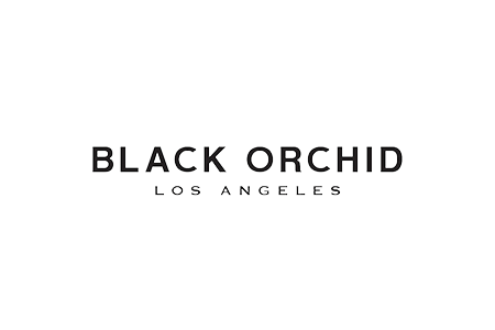 Black Orchid Los Angeles Logo