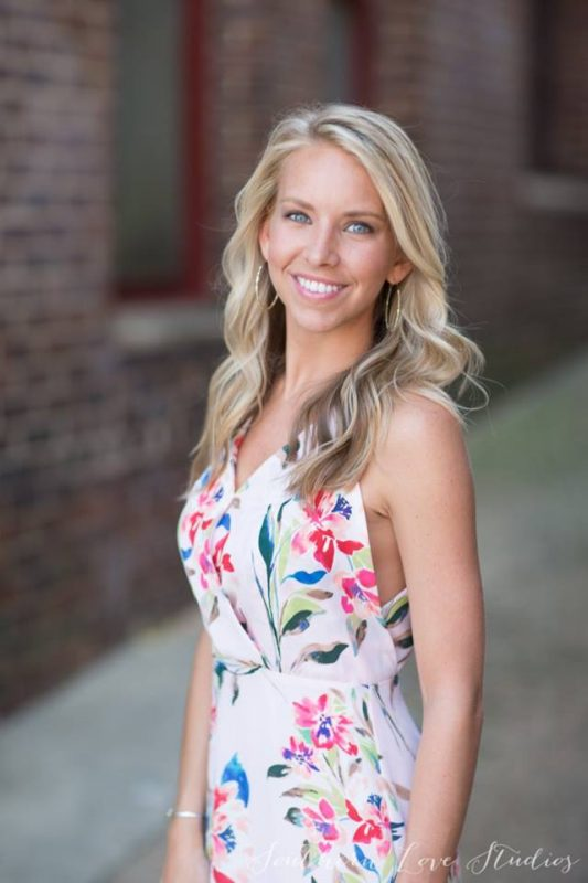 Kelsey Stepp, owner of Scout & Molly's Park West
