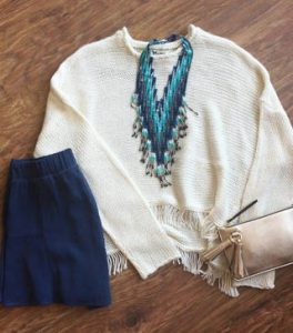 Fringe outfit