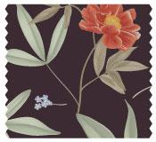 Fall Fashion Dark Floral Print