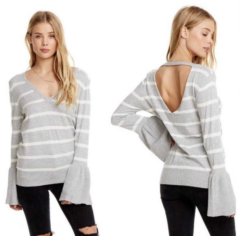 A Sweater for All Seasons