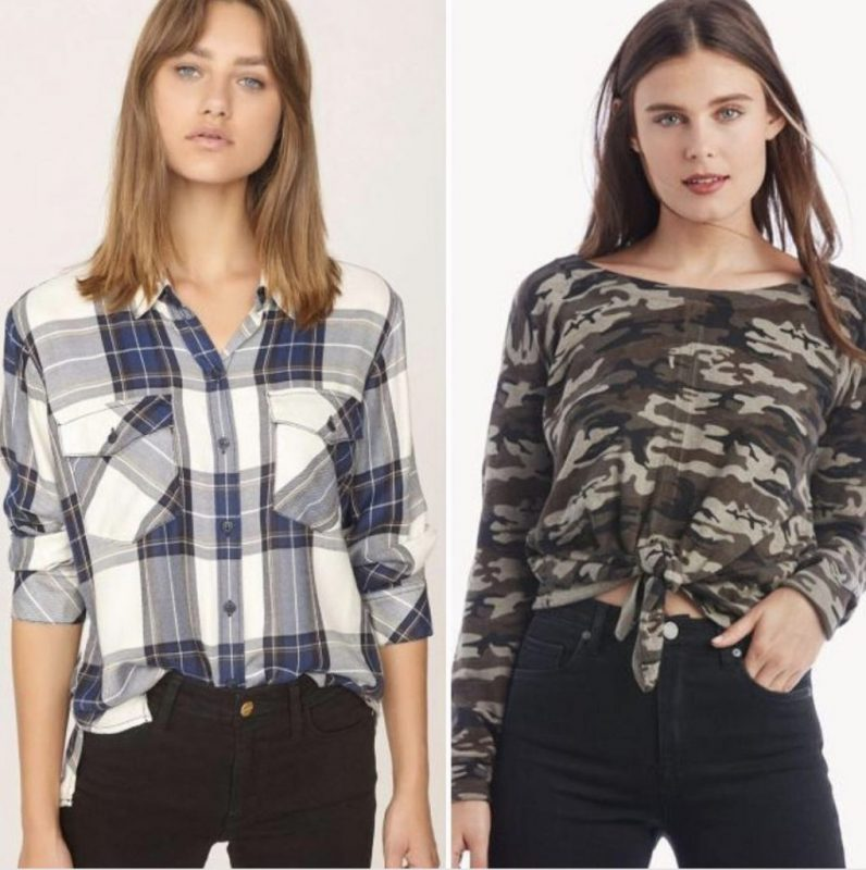 On-Trend Tops