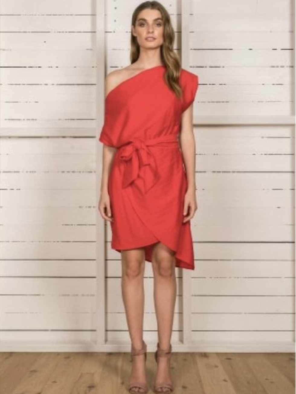 The Rise Dress from Wish