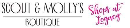 Scout and Molly's Shops at Legacy Plano Logo