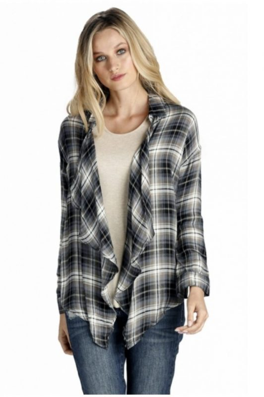 Feel Your Best in Flannel