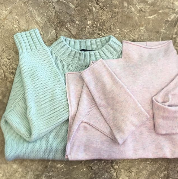 Soft N Cozy French Connection Sweaters